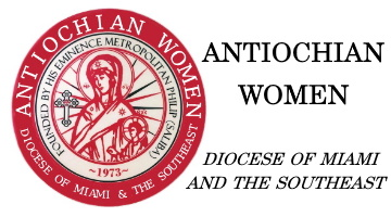 Click to learn more about the Antiochian Women